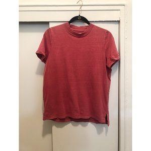 Madewell Mockneck T-Shirt